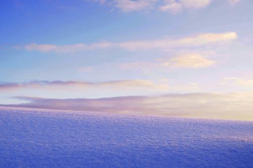 Zimowa aura