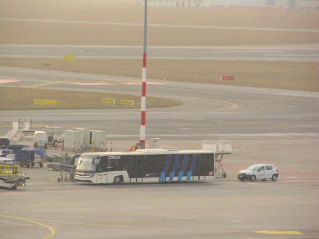 Cobus 3000, #2082, LS Airport Services