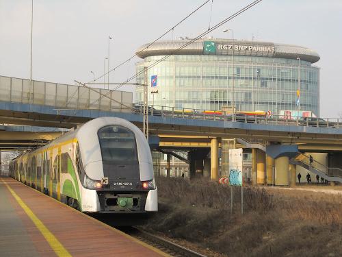 PESA ELF, EN76-019, Koleje Mazowieckie