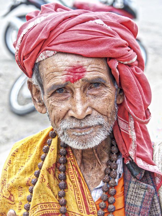 Sikh, Nepal. www.czterykranceswiata.com