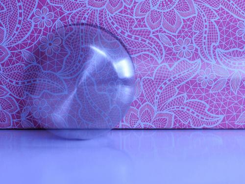 Domowe inspiracje... Przeźroczysta nieprzeźroczystość. 3.
