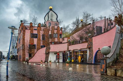 MAGDEBURG - Grüne Zitadelle