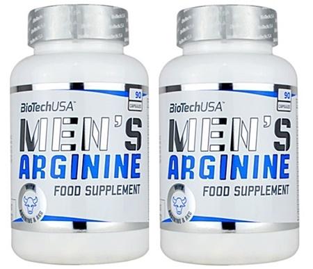 Details about BIOTECH USA MEN'S ARGININE 180 CAPSULES | SUPPORT SEXUAL  HEALTH LIBIDO ARGININE!