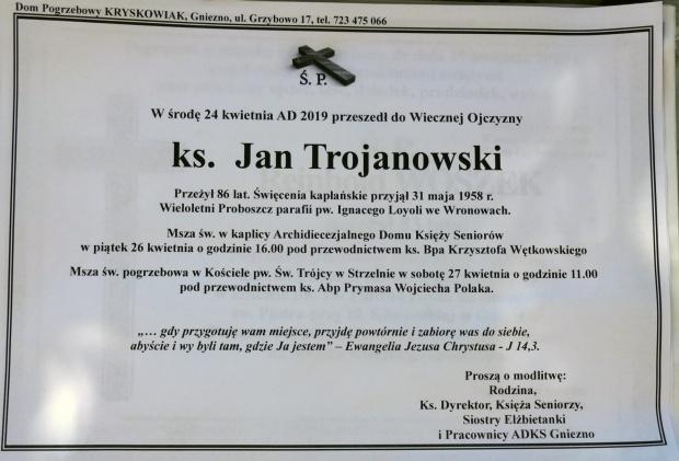 Ks. Jan Trojanowski