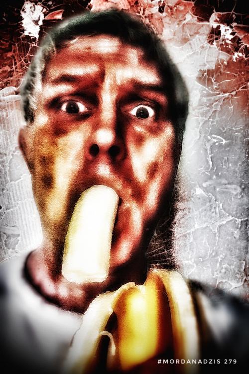 Morda na dziś - 279 złamas kutany lub złaman banany