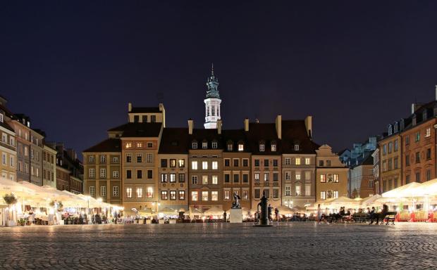 Starówka-Warszawa