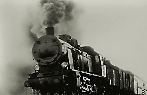 Hej! na wczasy wiezie nas wesoły pociąg