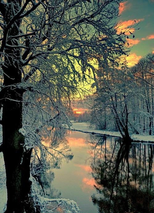 ...by choć przez jeden dzień połączyć biel śniegu z blaskiem słońca...