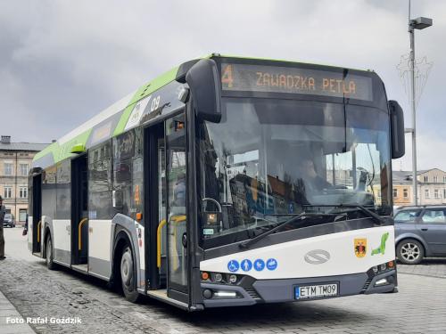 Solaris Urbino 12 MZK Tomaszów Mazowiecki