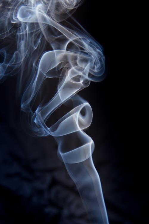 Lecę z dymkiem