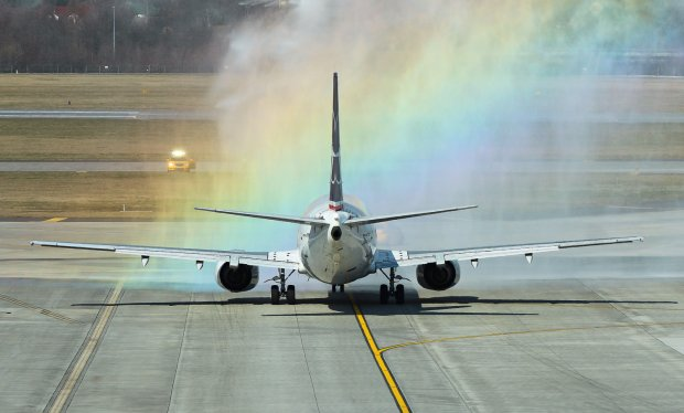 Pożegnanie Boeinga
