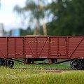 Model wagonu towarowego P.K.P. w skali 1:87. Epoka II #PKP #wagon #towarowy H0