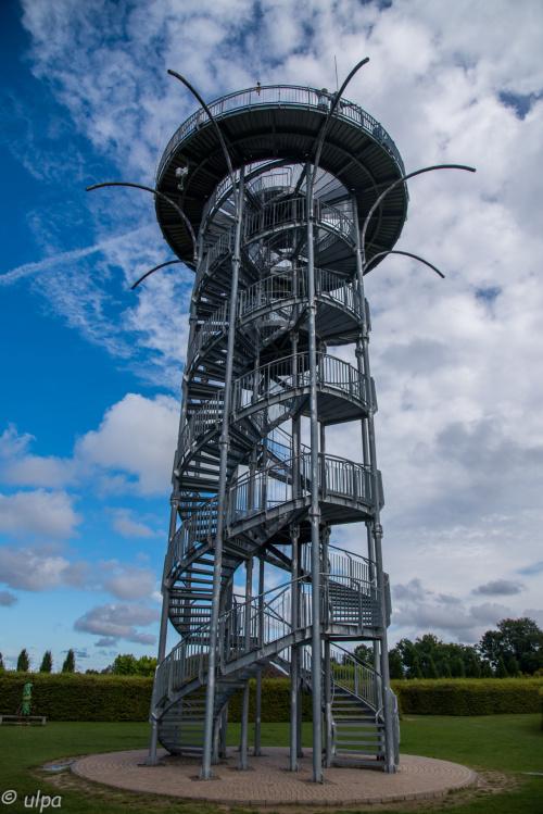 Ogrody Hortulus wieża Dobrzyca