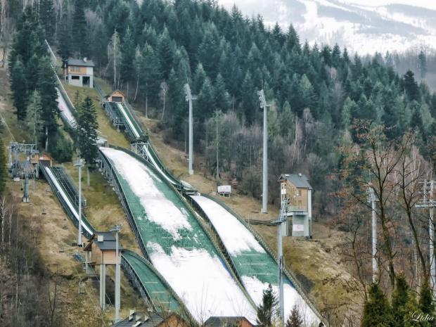 """Skocznia narciarska """"Skaliste"""""""