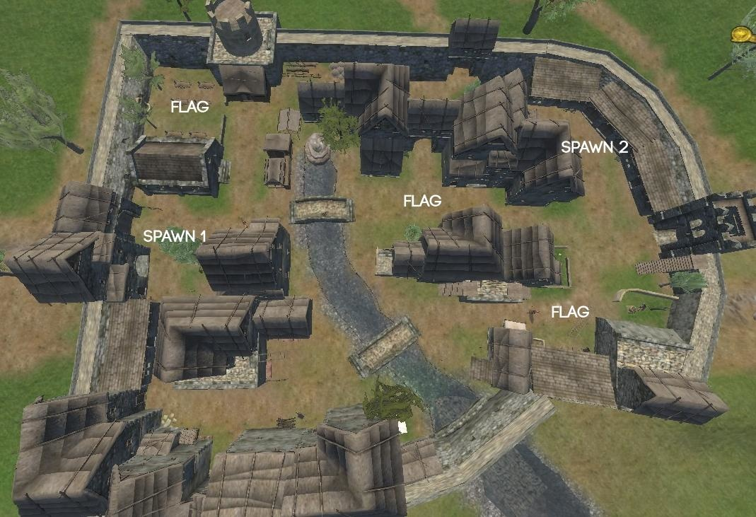 Fort of Honour - Made by SpheRe