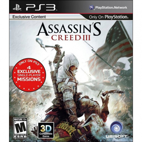 Assassin's Creed III (2012) - PS3
