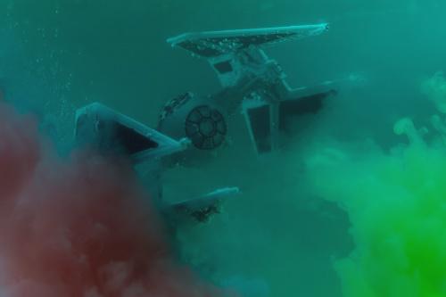 W odmentach mgławicy gwiezdnej