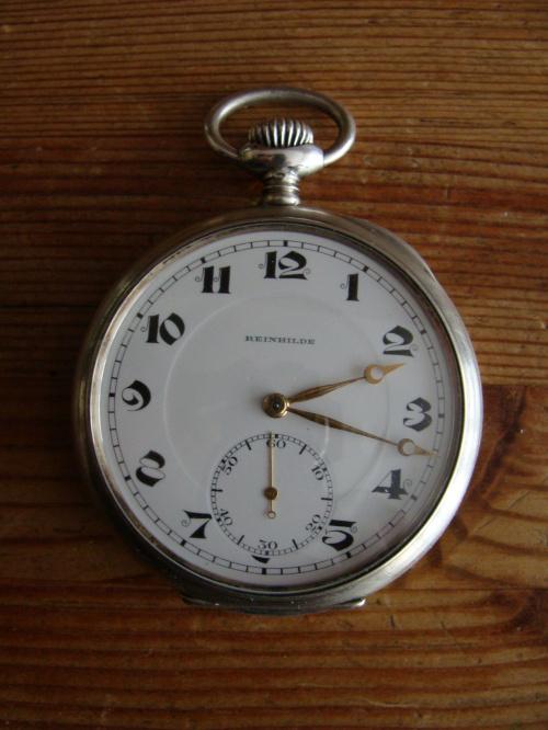 ZENITH - Zenith H.Moser et Zenith Reinhilde - montres gousset 766f0e820a2ef201med